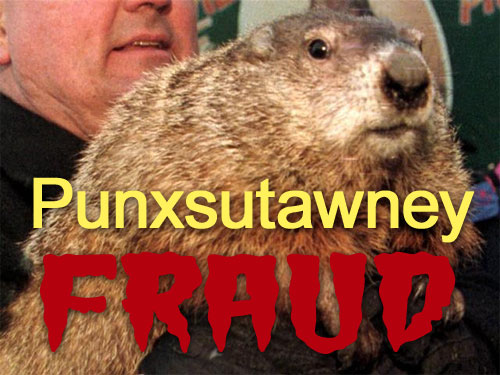 Punxsutawney Fraud